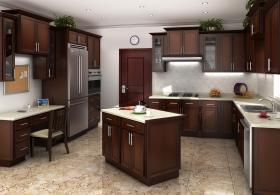 Imperial Shaker RTA Kitchen Cabinets
