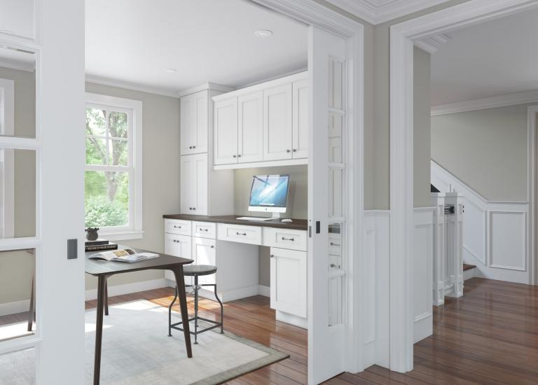 Ready to Assemble Office Cabinetry - Office Cabinetry - All Home ...