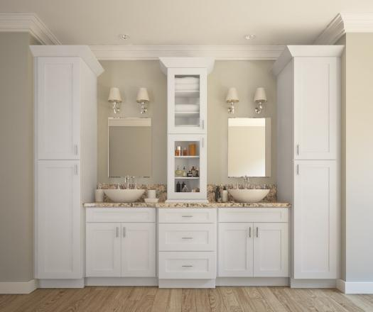 Ready To Assemble Bathroom Vanities Bathroom Vanities All Home Cabinetry