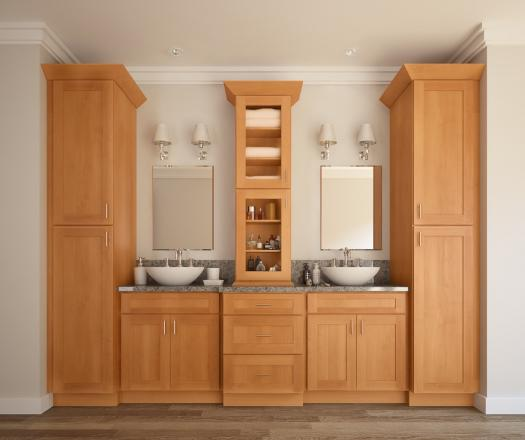 Kitchen Bath: Ready To Assemble Bathroom Vanities