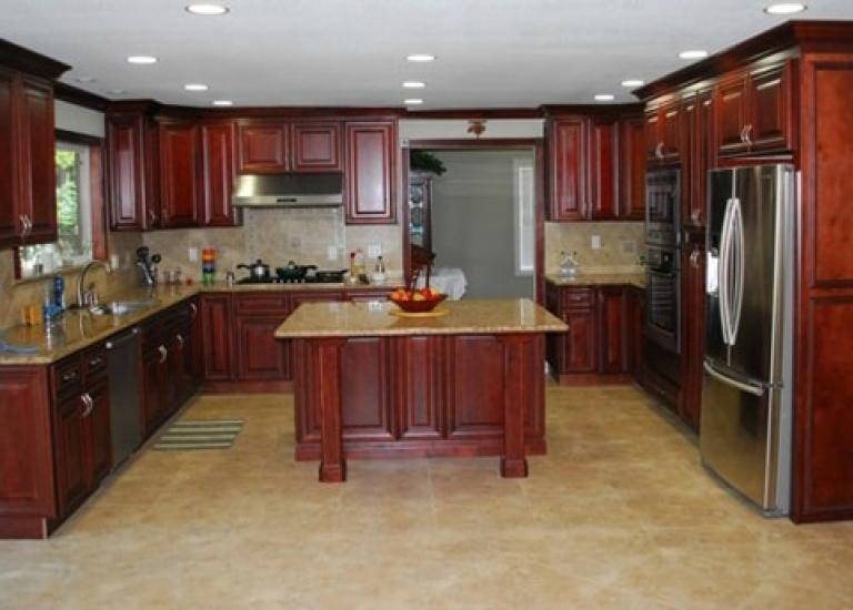 Ready to assemble kitchen cabinets kitchen cabinets for Basic kitchen cupboards