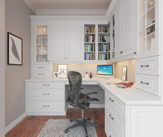 Ready to Assemble Office Cabinetry - Office Cabinetry