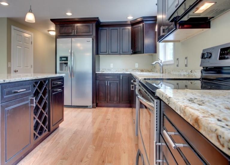 espresso bean rta kitchen cabinets. Interior Design Ideas. Home Design Ideas
