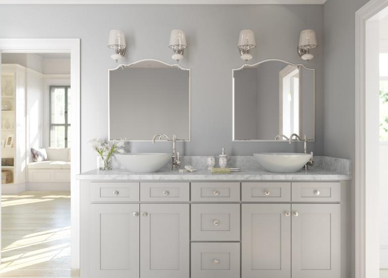 Whitestone Shaker RTA Cabinets