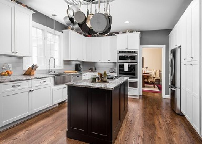 Midtown White Shaker Kitchen Cabinets