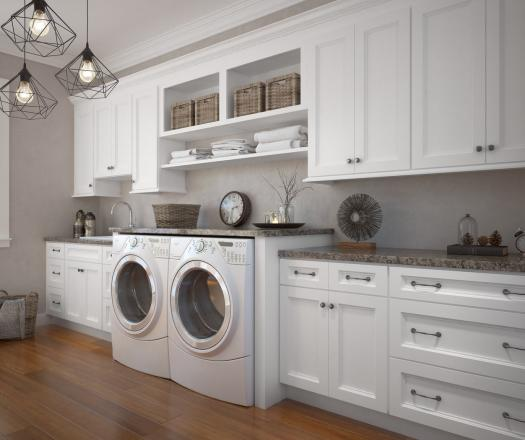 PreAssembled Laundry Room Cabinets Laundry Cabinets The RTA Store