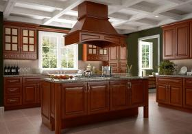 Nutmeg Twist RTA Kitchen Cabinets