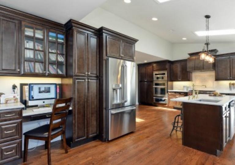 Regency Espresso RTA Kitchen Cabinets