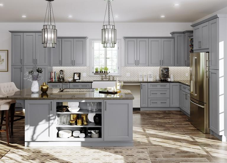 Albany Pre-Assembled Cabinetry (13 finishes available)
