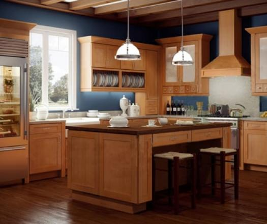 Pre assembled kitchen cabinets the rta store for Already assembled kitchen cabinets