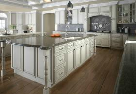 Pre assembled kitchen cabinets kitchen cabinets the for Pre assembled kitchen units