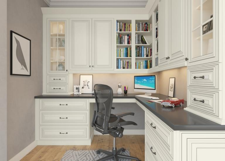 Signature Vanilla RTA Office Cabinets