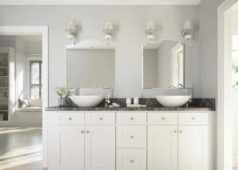 Bathroom Cabinets Vanities ready to assemble bathroom vanities - bathroom vanities - all home