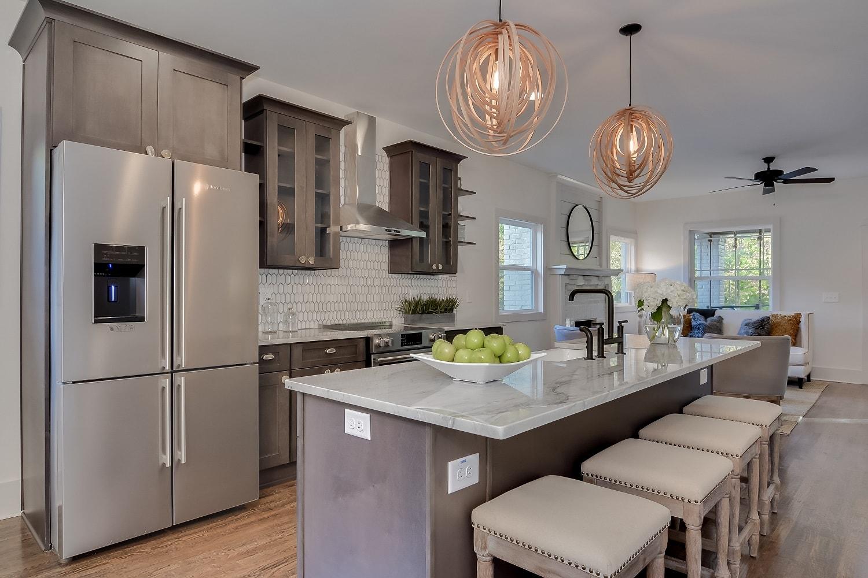 Graystone Shaker Kitchen Cabinet Set