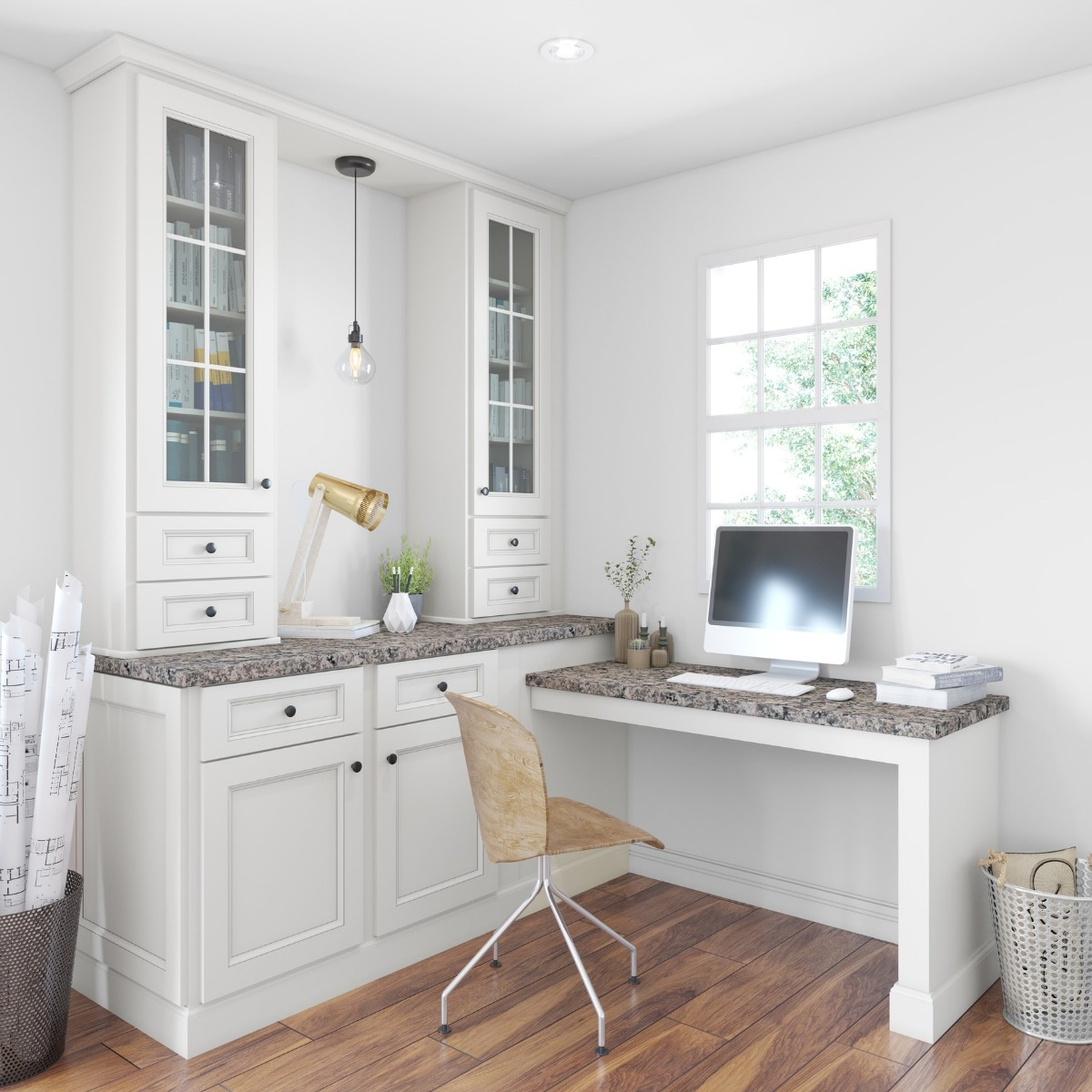 Nutmeg Twist - Ready To Assemble Kitchen Cabinets ...