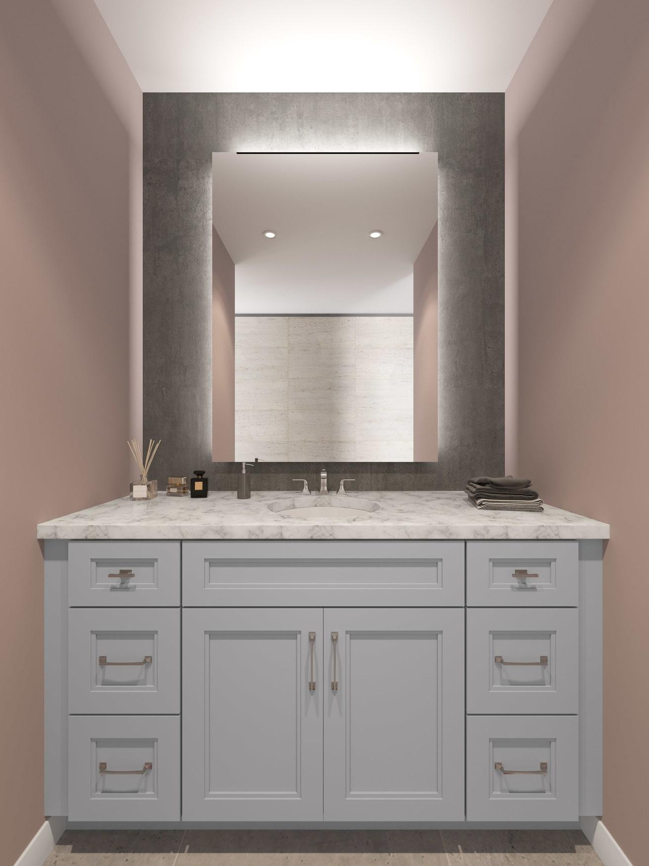 Ready To Emble Bathroom Vanities