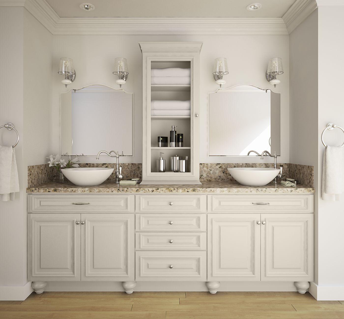 Already Assembled Kitchen Cabinets: Roosevelt Canvas Pre-Assembled Kitchen Cabinets