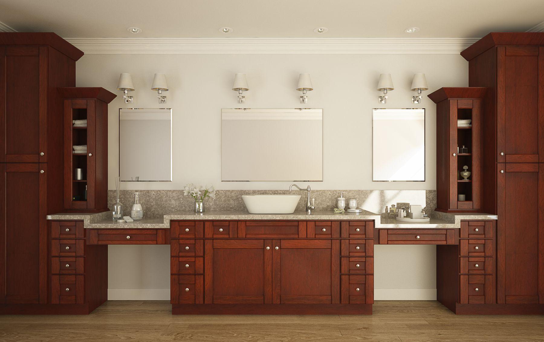 Pre Embled Bathroom Vanities Manchester 252520shaker 252520brandywine 252520bathroom 252520vanity