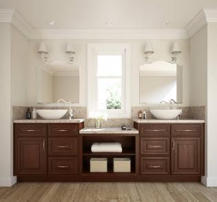 Biscotti Cafe Ready To Assemble Bathroom Vanities Bathroom Vanities