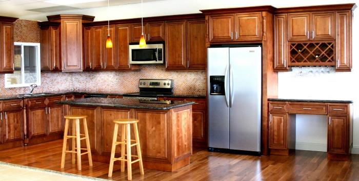 Non Toxic Kitchen Set Wood