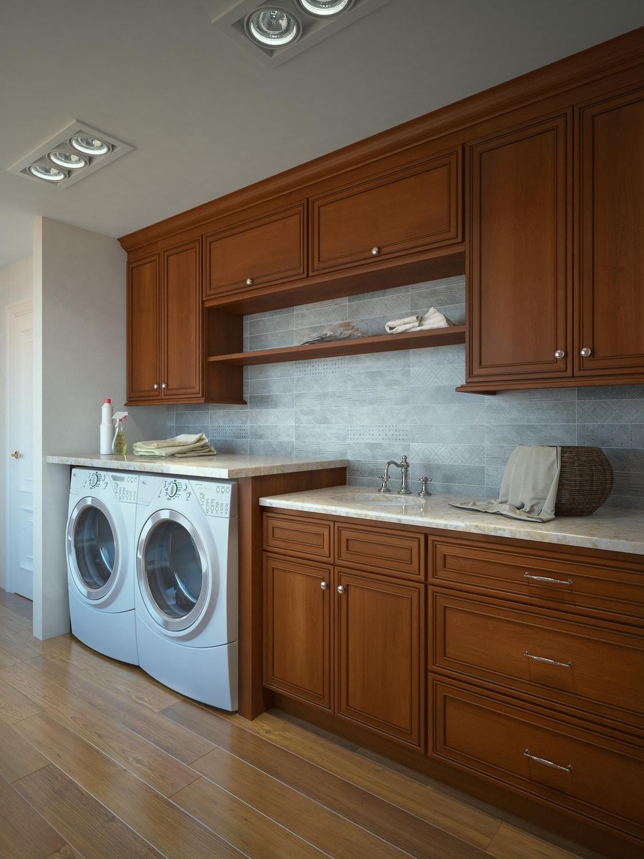 Cafe mocha glaze ready to assemble kitchen cabinets for Ready to assemble kitchen cabinets
