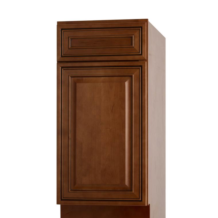 Cafe Mocha Glaze - Ready To Assemble Kitchen Cabinets ...