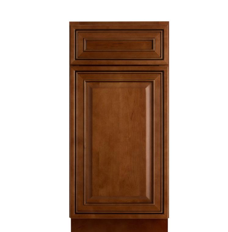 Cafe mocha glaze ready to assemble kitchen cabinets for Assemble kitchen cabinets