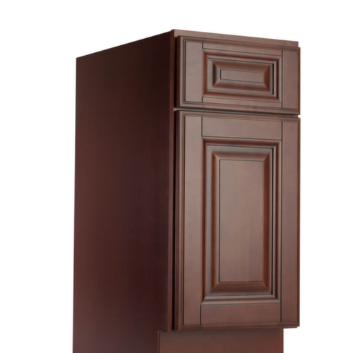 Sonoma merlot pre assembled kitchen cabinets kitchen for Assembled kitchen cabinets