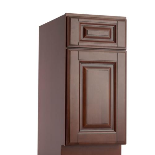 Sonoma Merlot Pre Assembled Kitchen Cabinets The RTA Store
