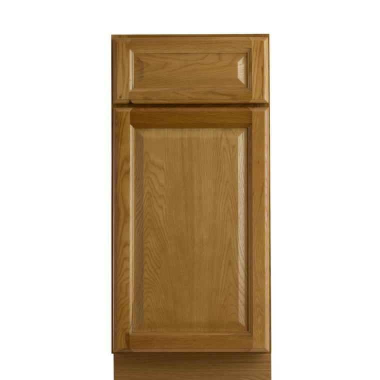 Harvest oak pre assembled kitchen cabinets for Pre assembled kitchen cupboards