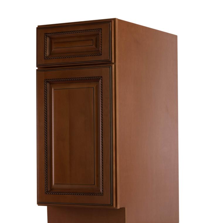 Nutmeg Twist Pre Assembled Kitchen Cabinets The Rta Store