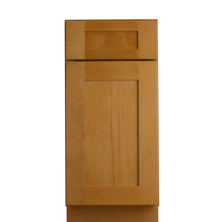 Pre Assembled Kitchen Cabinets shaker honey pre-assembled kitchen cabinets - the rta store