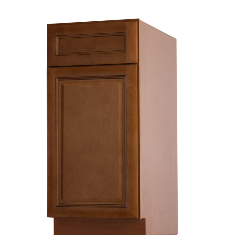 Regency spiced glazed pre assembled kitchen cabinets the for Pre assembled kitchen units