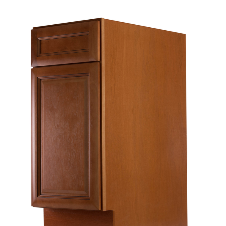 Spiced Glaze Pre Assembled Kitchen Cabinets Kitchen Cabinets