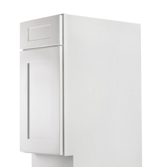 aspen white shaker ready to assemble bathroom vanities