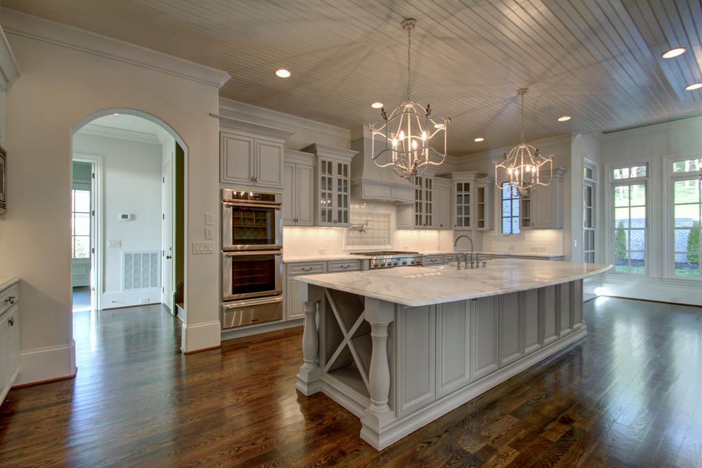 Gray Semi Custom Pre Assembled Kitchen Cabinets Kitchen Cabinets
