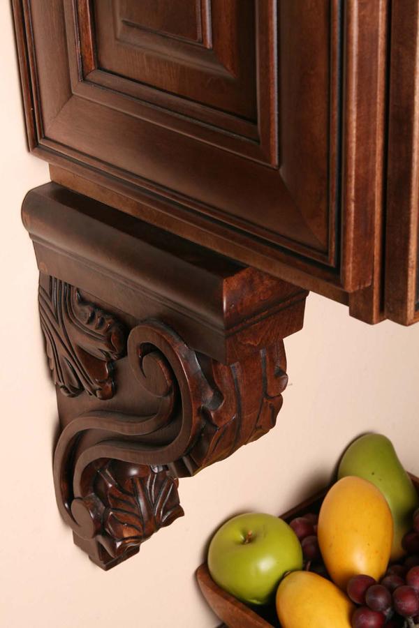 Java Maple Glaze Ready To Assemble Kitchen Cabinets