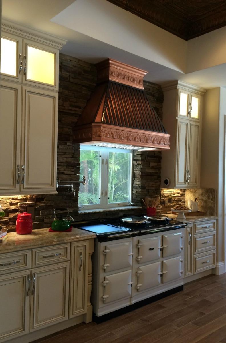 Signature Vanilla Glaze Pre Assembled Kitchen Cabinets