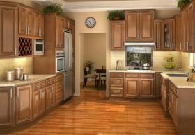 Majestic Bronze Pre-Assembled Kitchen Cabinets