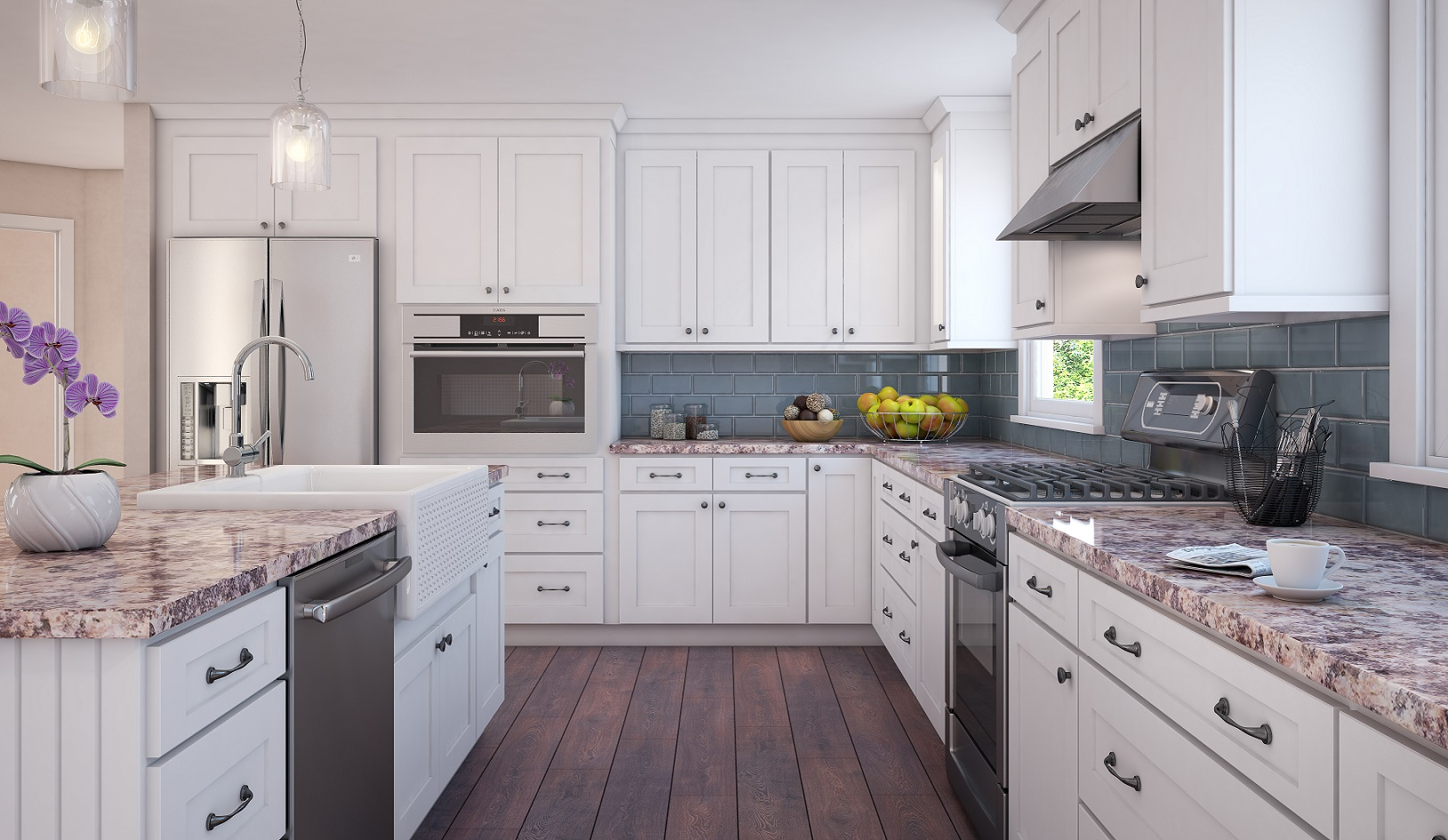 How To Measure Cabinets For Kitchen