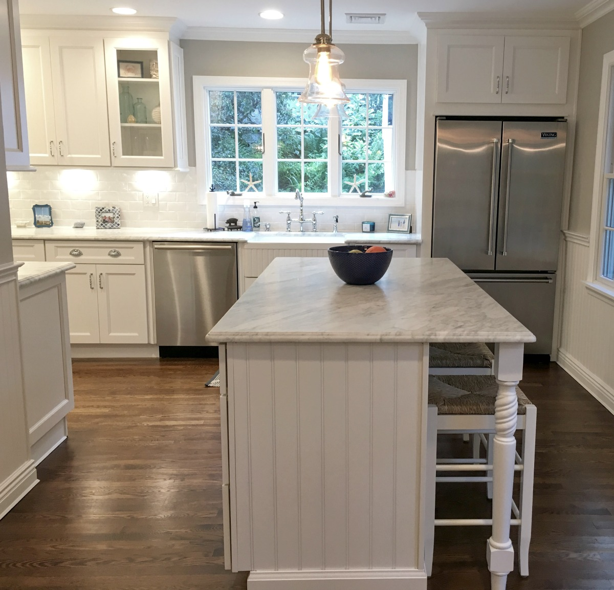 Kitchen Stores: Providence White Pre-Assembled Kitchen Cabinets