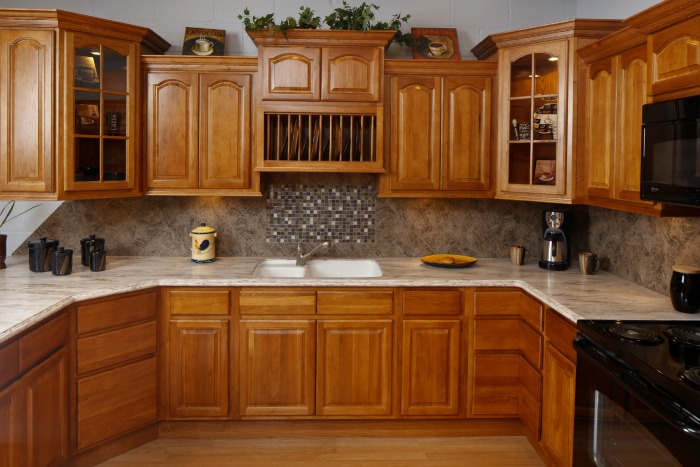 Rustic hickory kitchen cabinets quotes for Kitchen cabinets quote