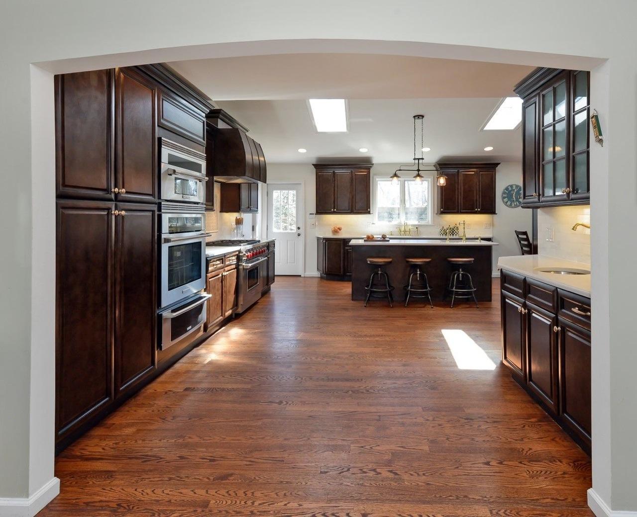 regency espresso pre assembled kitchen cabinets the rta store. Black Bedroom Furniture Sets. Home Design Ideas