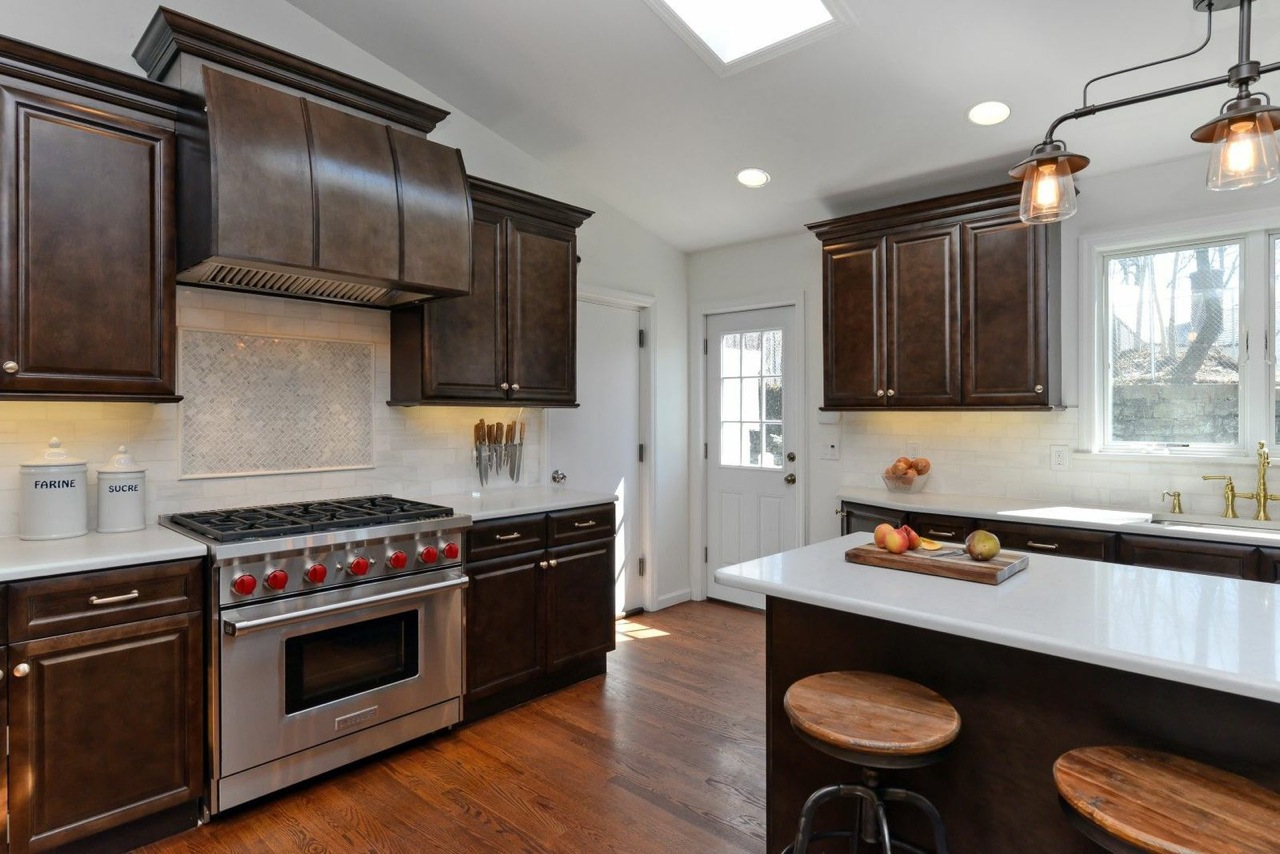 Regency Espresso Ready To Assemble Kitchen Cabinets The