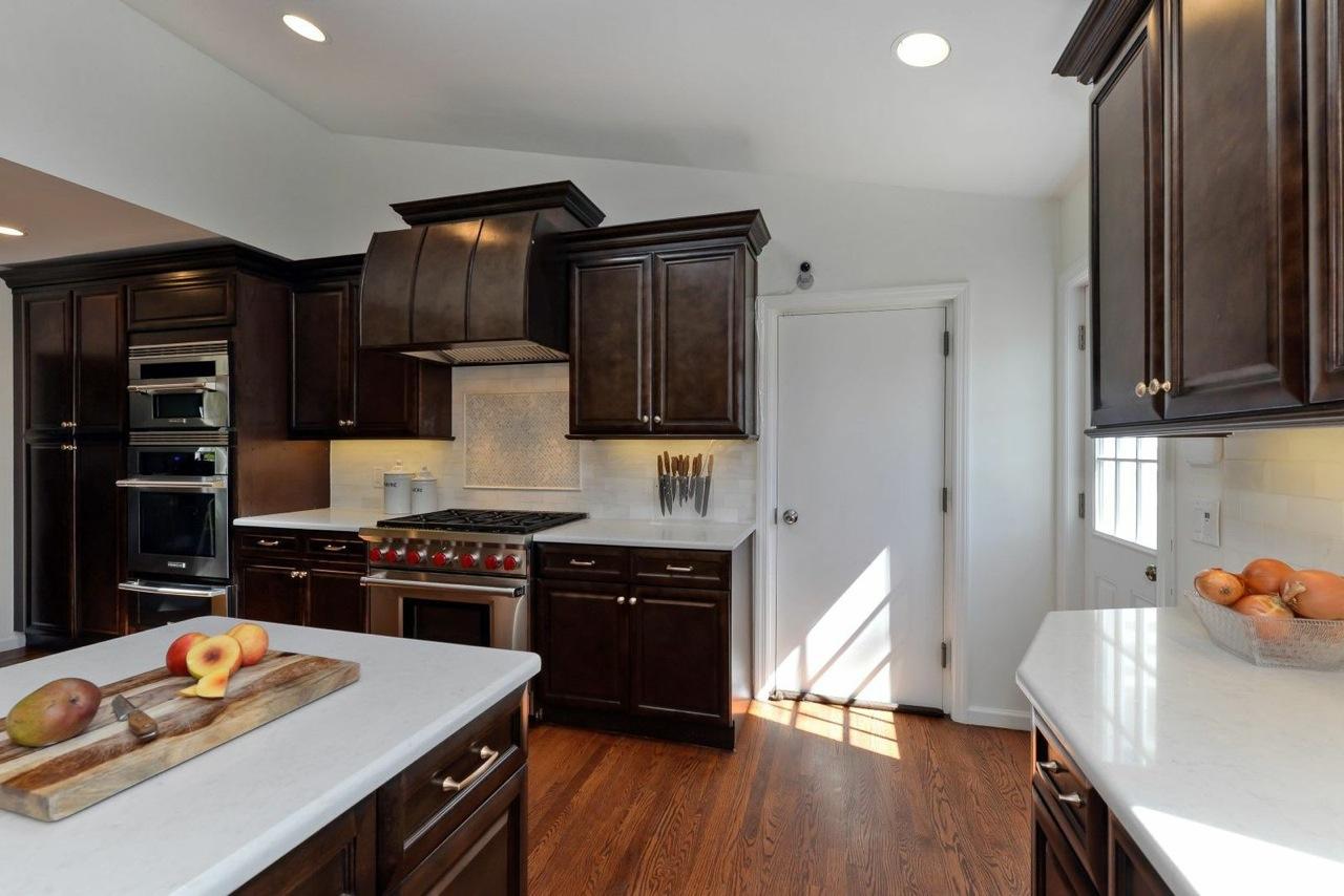 Kitchen Units Cabinets: Regency Espresso Pre-Assembled Kitchen Cabinets