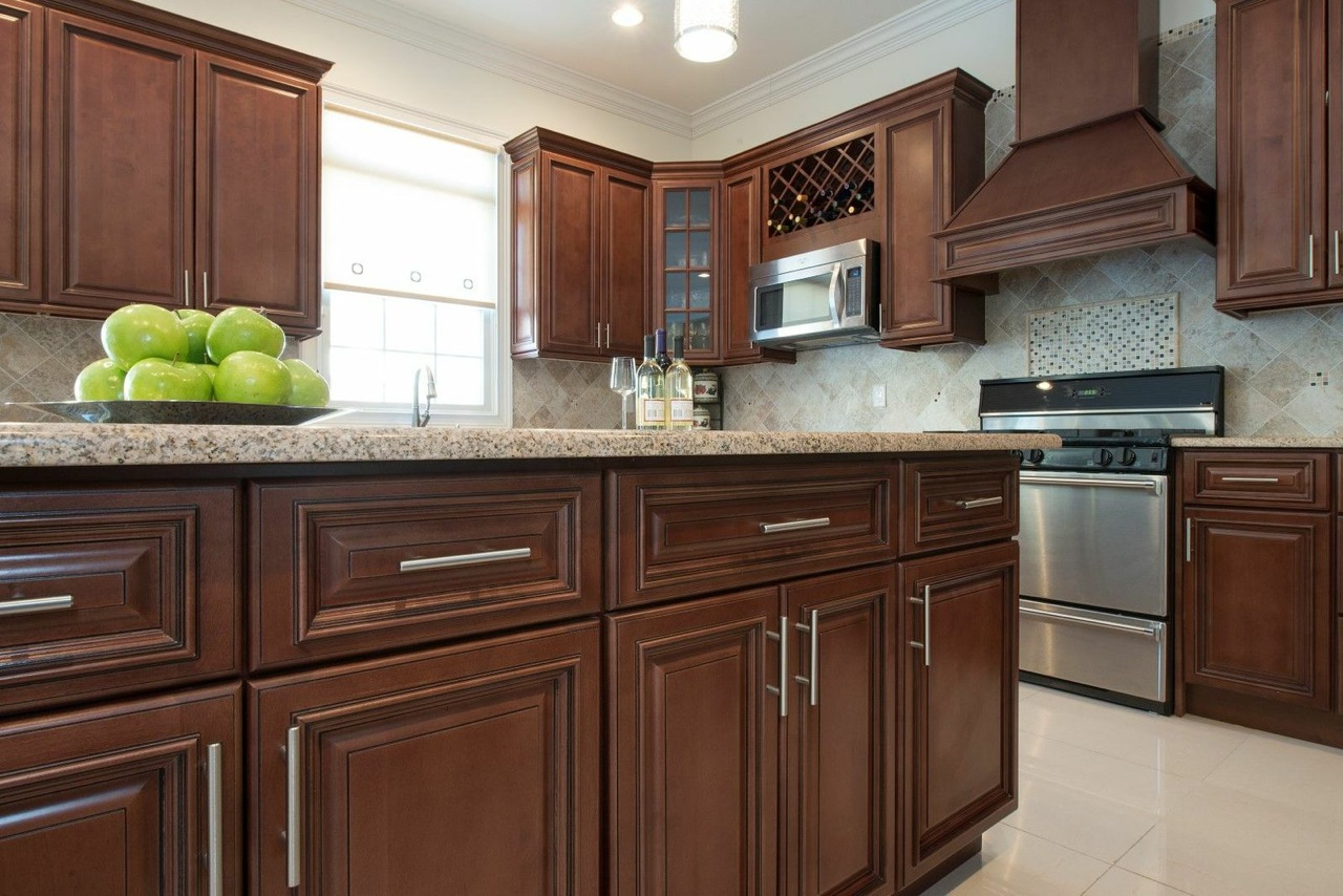 Signature Chocolate Ready To Emble Kitchen Cabinets
