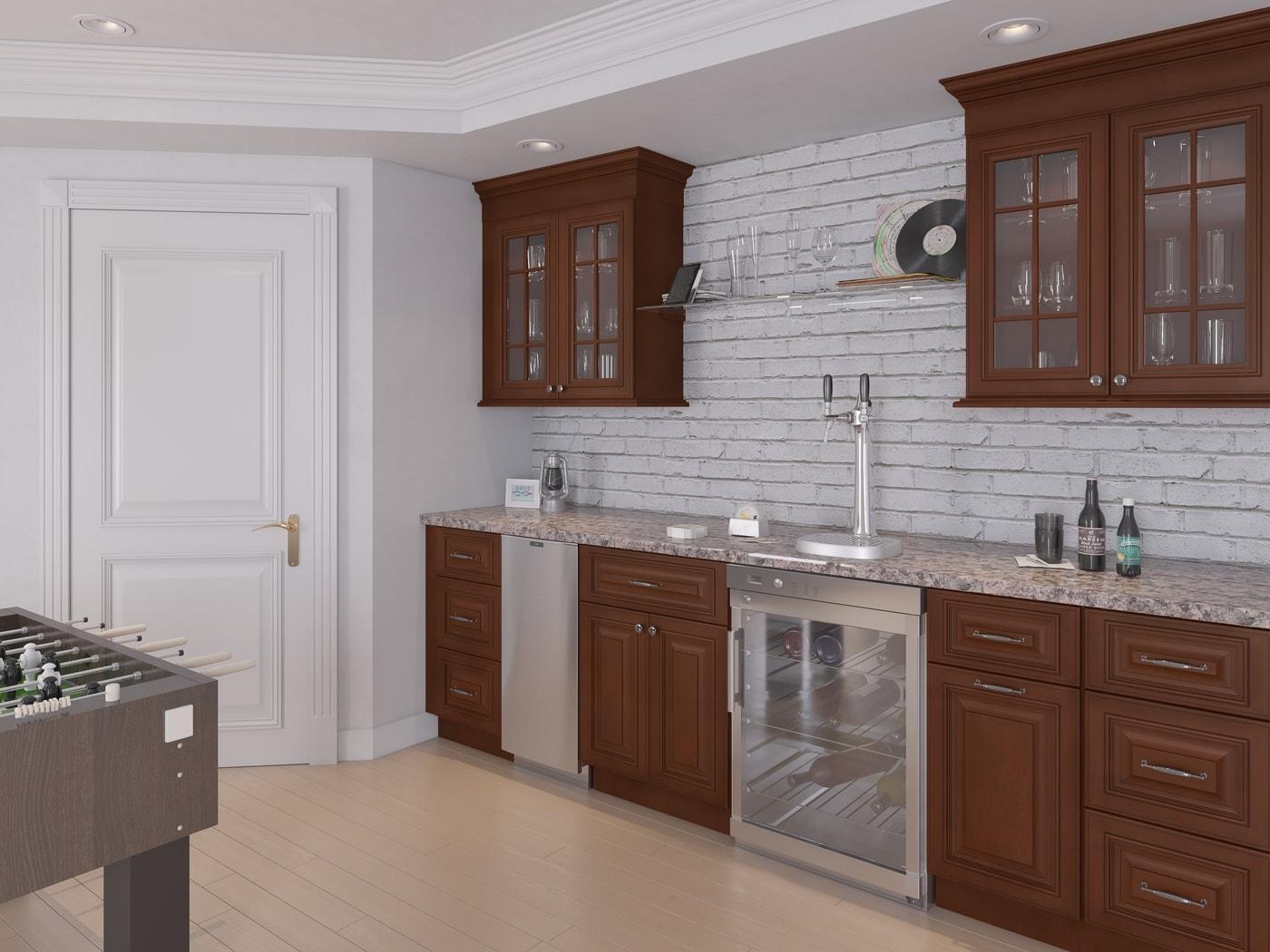 Cabinet Components Construction Features