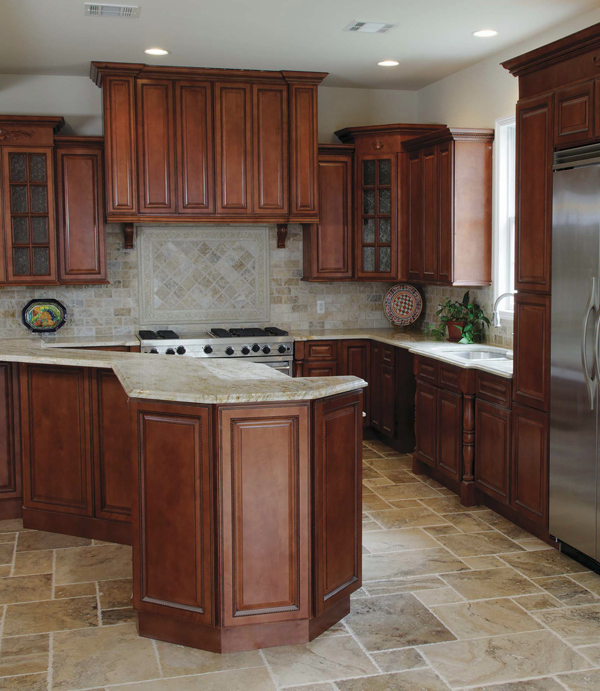 Nutmeg Twist Pre Assembled Kitchen Cabinets Kitchen Cabinets