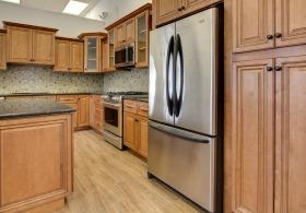 Glazed Toffee RTA Kitchen Cabinets