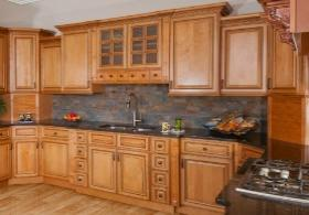 Honey Rope RTA Kitchen Cabinets